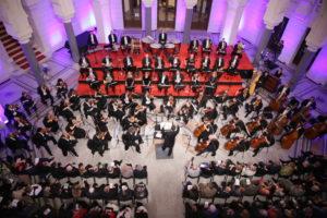 2019. május 9-én nagy sikerű koncertet adtunk Bosznia-Hercegovina fővárosában, Szarajevóban