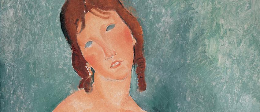 Modigliani kiállítás – Baráti Kör, Pártoló Kör tagoknak