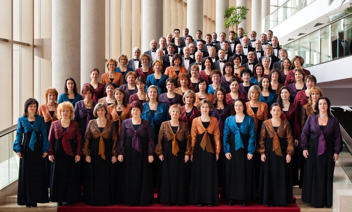 Nemzeti Énekkar és az Egri Szimfonikus Zenekar