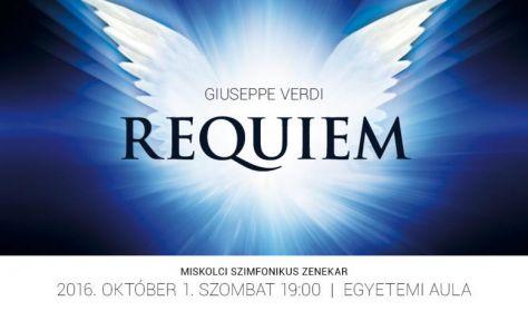 Verdi Requiem Miskolcon a Nemzeti Énekkarral
