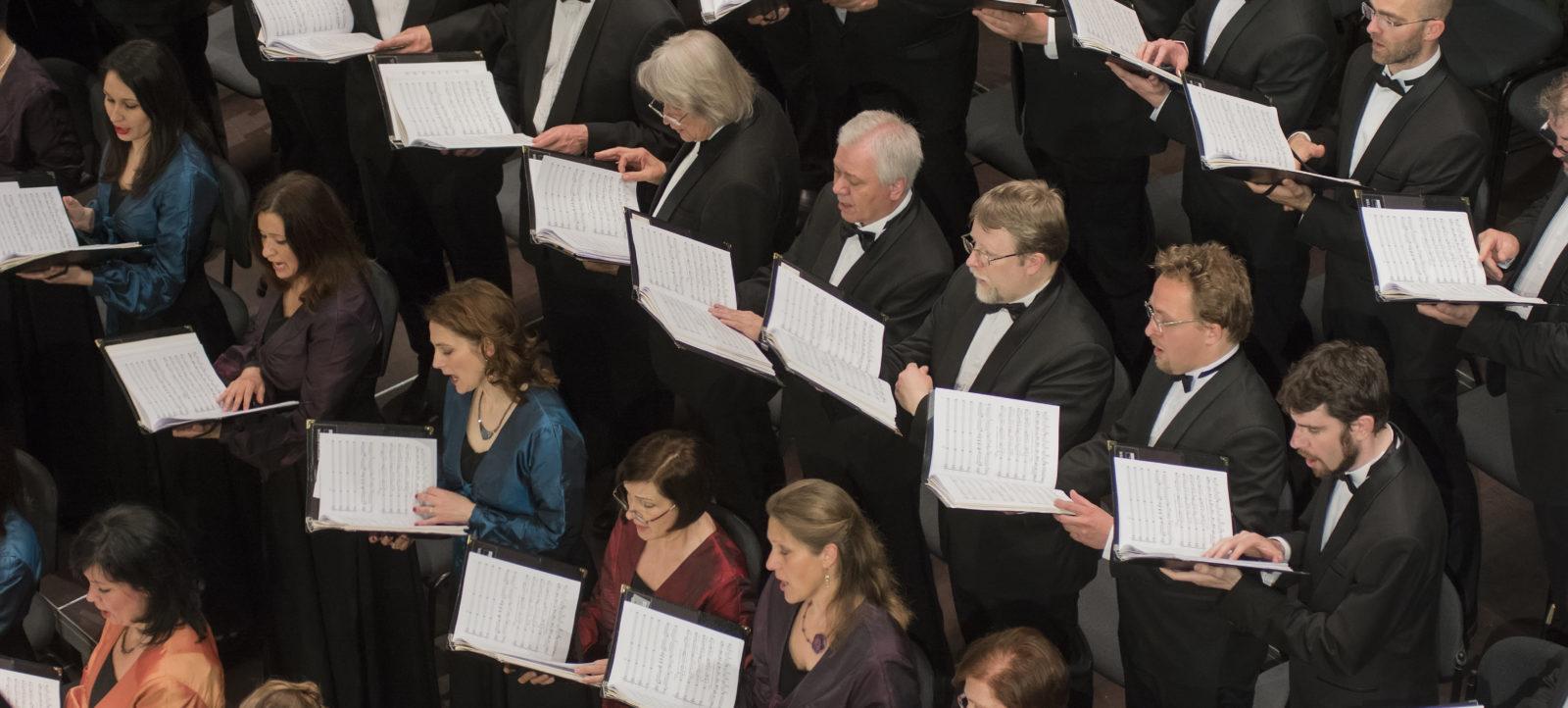 A cappella és egytételes oratorikus művek