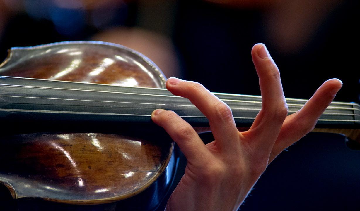 Két hegedűverseny egy koncerten – Alexandra Soumm