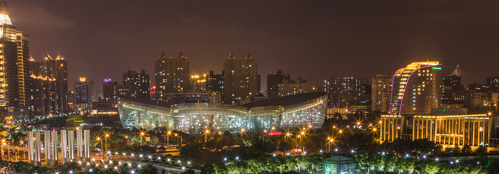 Koncert Kínában – Shanghaj