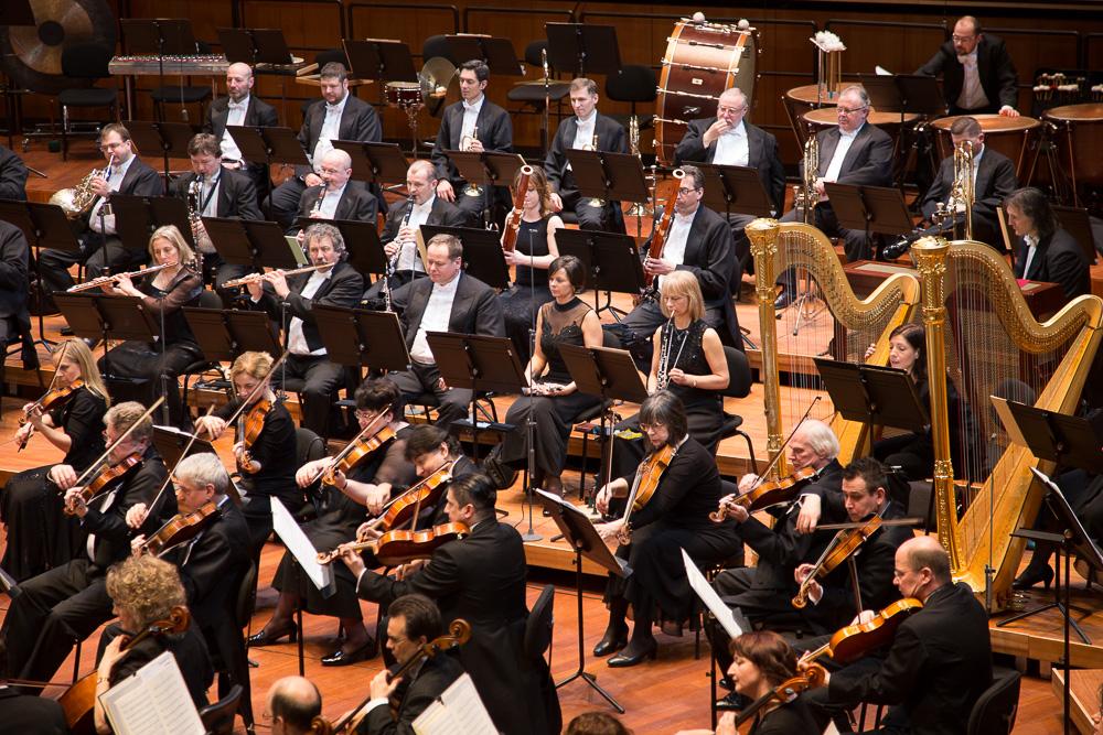 A Nemzeti Filharmonikus Zenekar Veszprémben