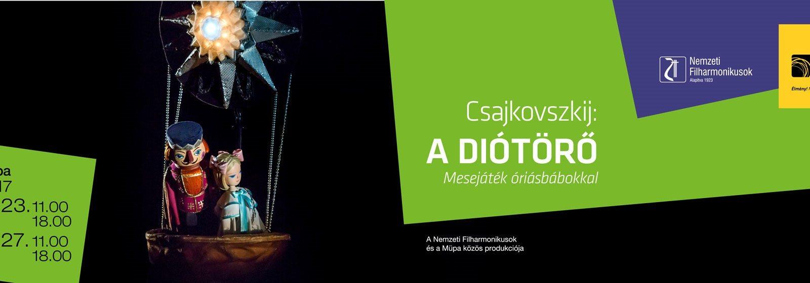 Csajkovszkij A diótörő