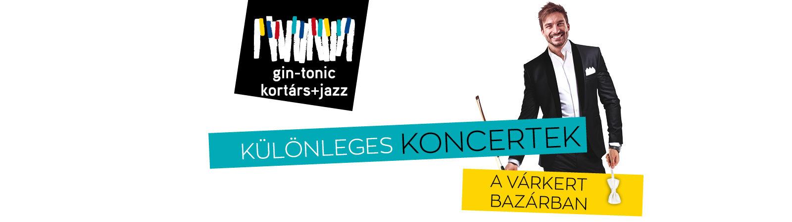 A Nemzeti Filharmonikusok Kortárs + Jazz sorozata a Várkert Bazárban