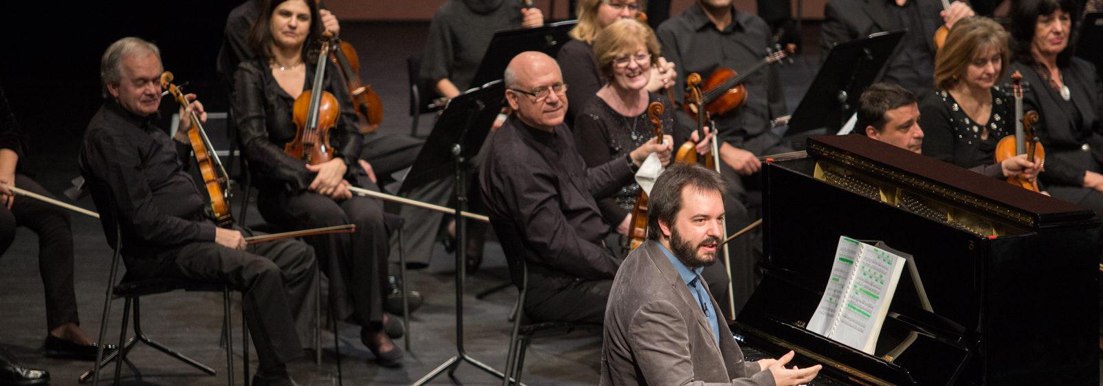 Szimfóniák / Bach, Haydn, Mozart és Beethoven művei