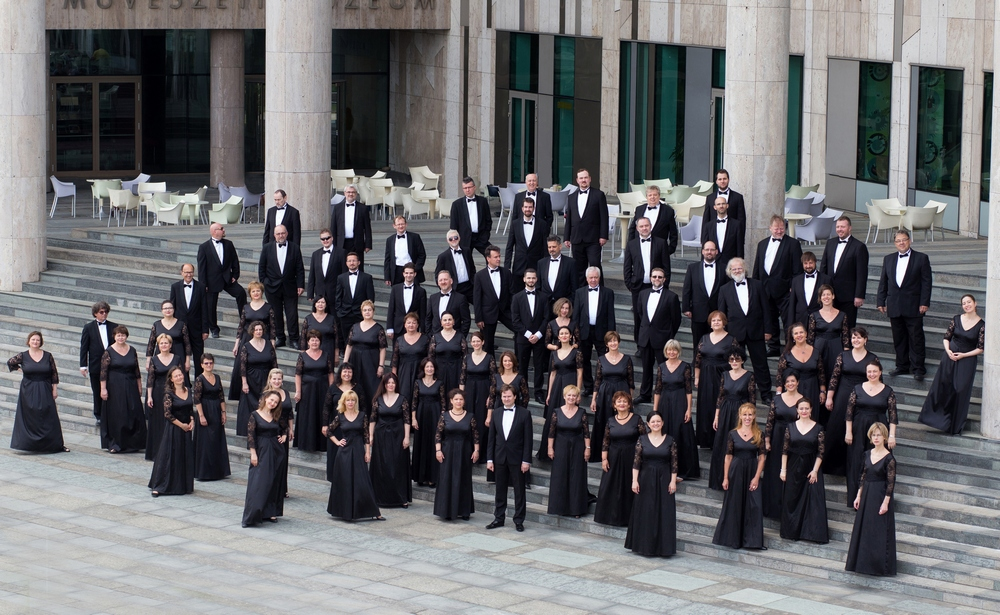 A Nemzeti Énekkar koncertje Kolozsvárott