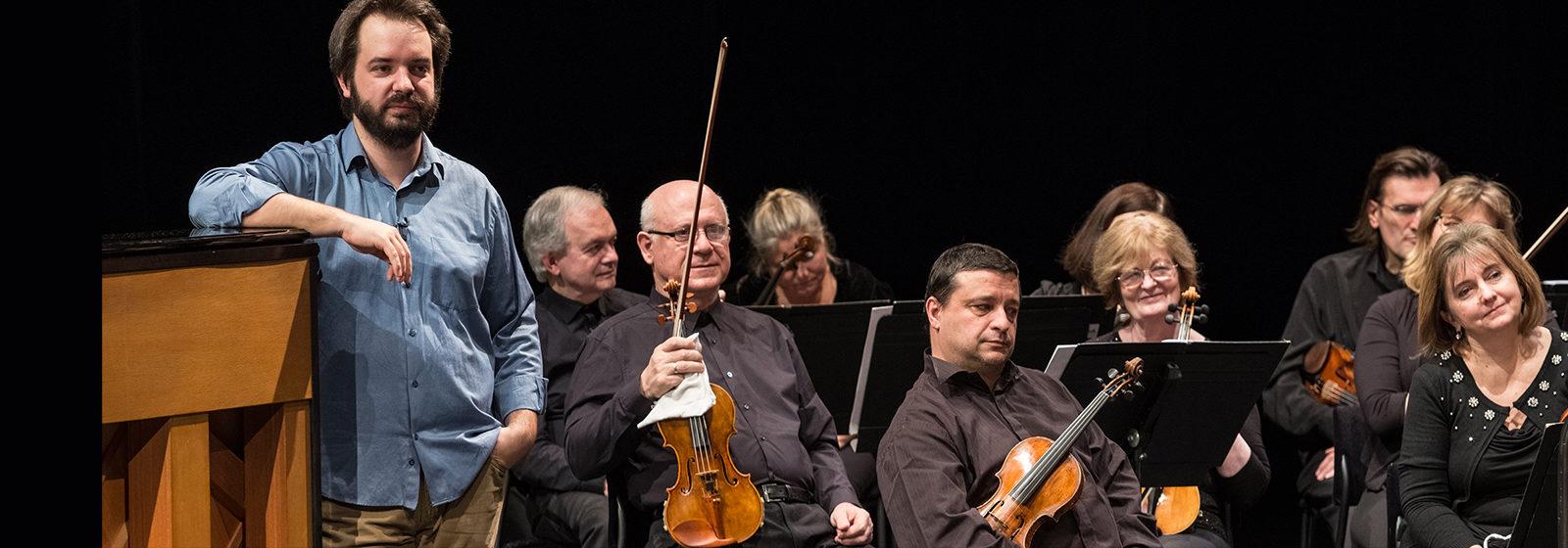 Koncertáriák Maurice Delage, Mozart, Haydn és Johann Strauss művei