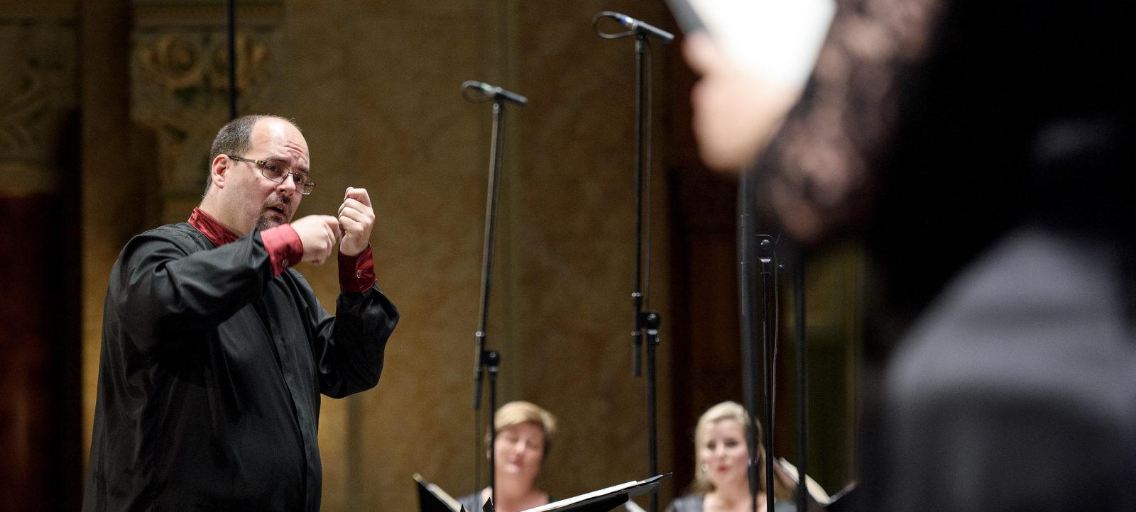 Collegium Musicum – a Nemzeti Énekkar hangversenye