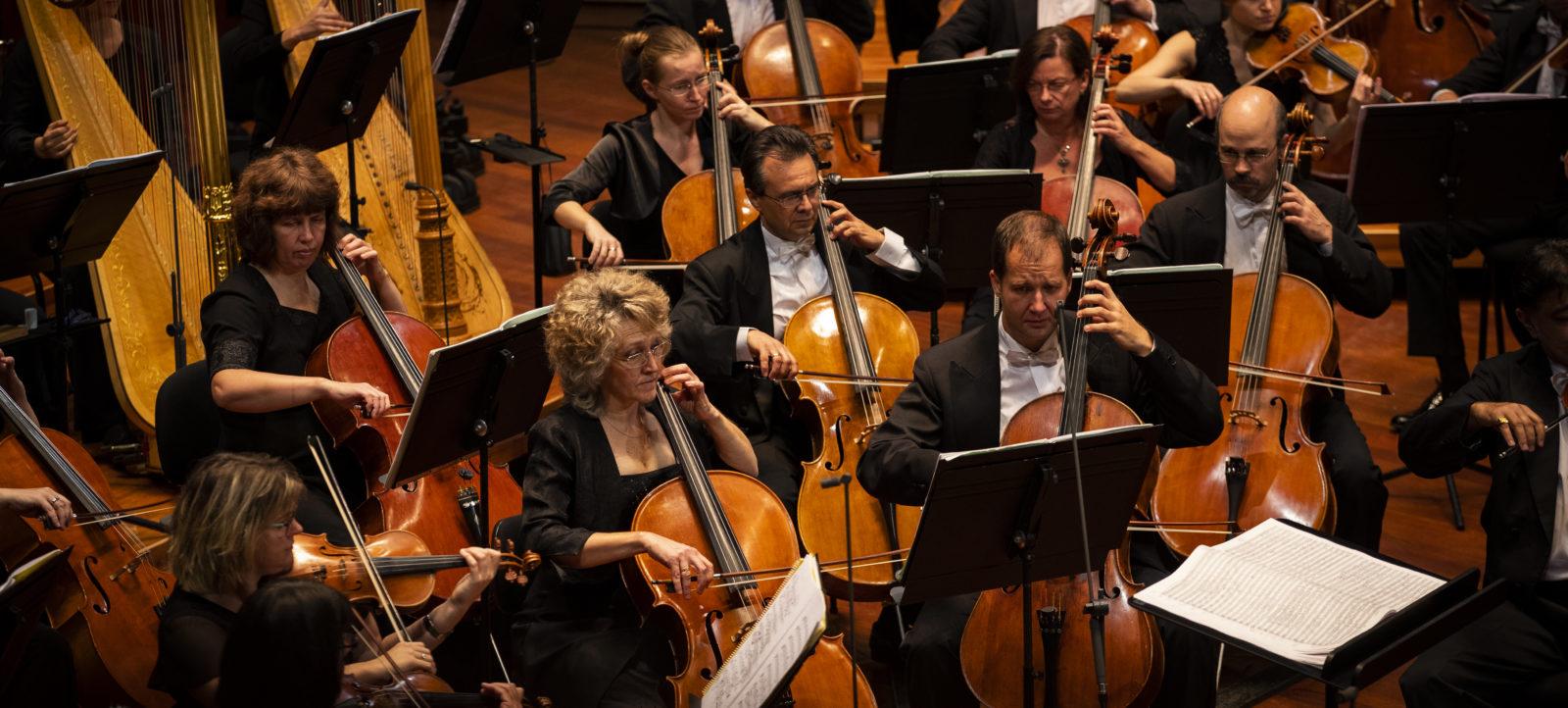 Apa és fia – a Nemzeti Filharmonikus Zenekar koncertje