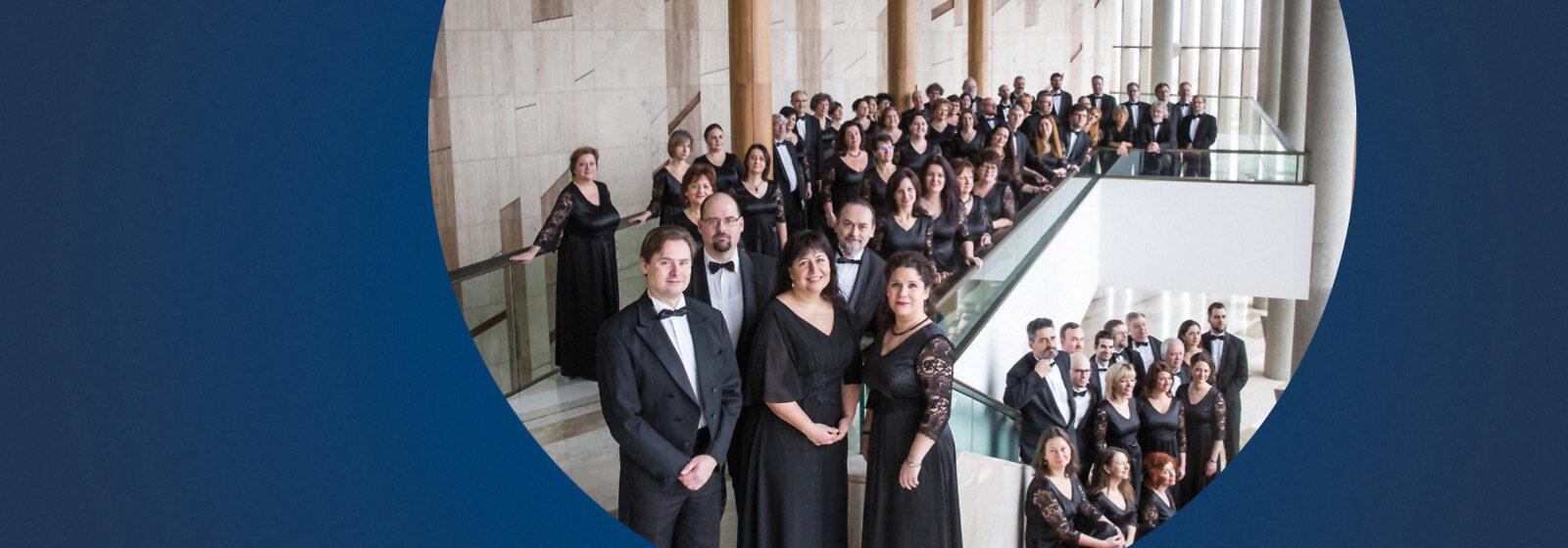 A Nemzeti Énekkar koncertje az Avilai Szent Teréz templomban